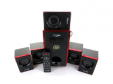 Acoustic Audio 800W 5.1 Channel Home Theater Surround Sound Speaker System (AA5103)