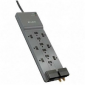 Belkin 8-ft. 12 Outlets Surge Protector w/ Telephone & Coaxial Protection (BE112230-08)